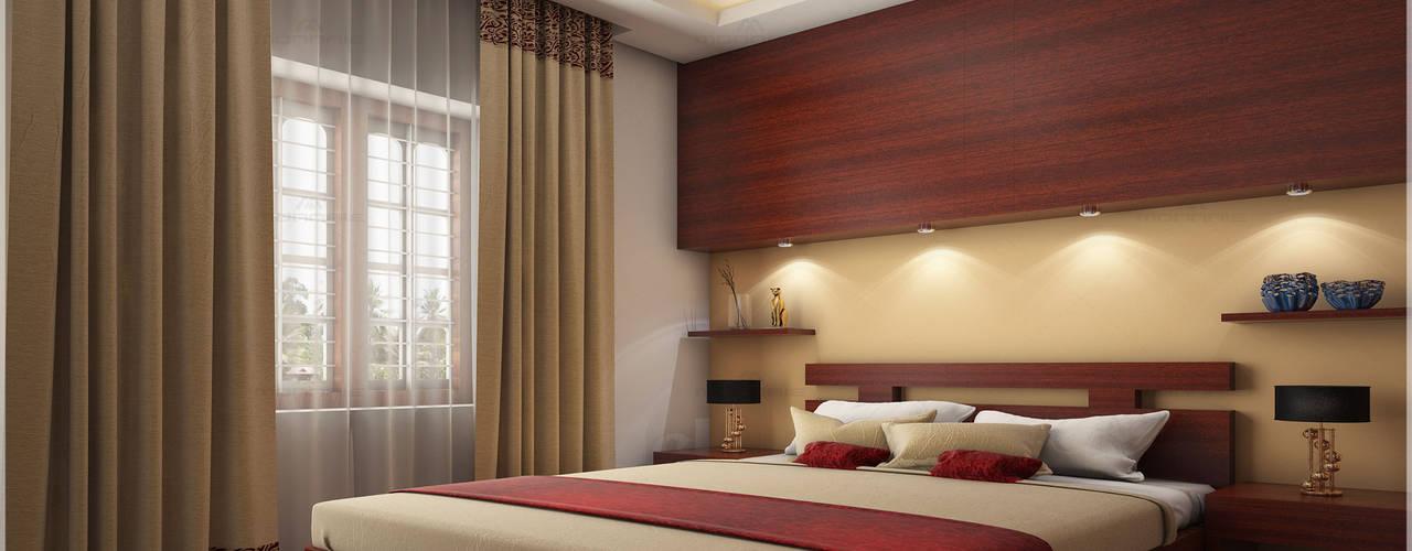 Magnificent:  Bedroom by Premdas Krishna ,