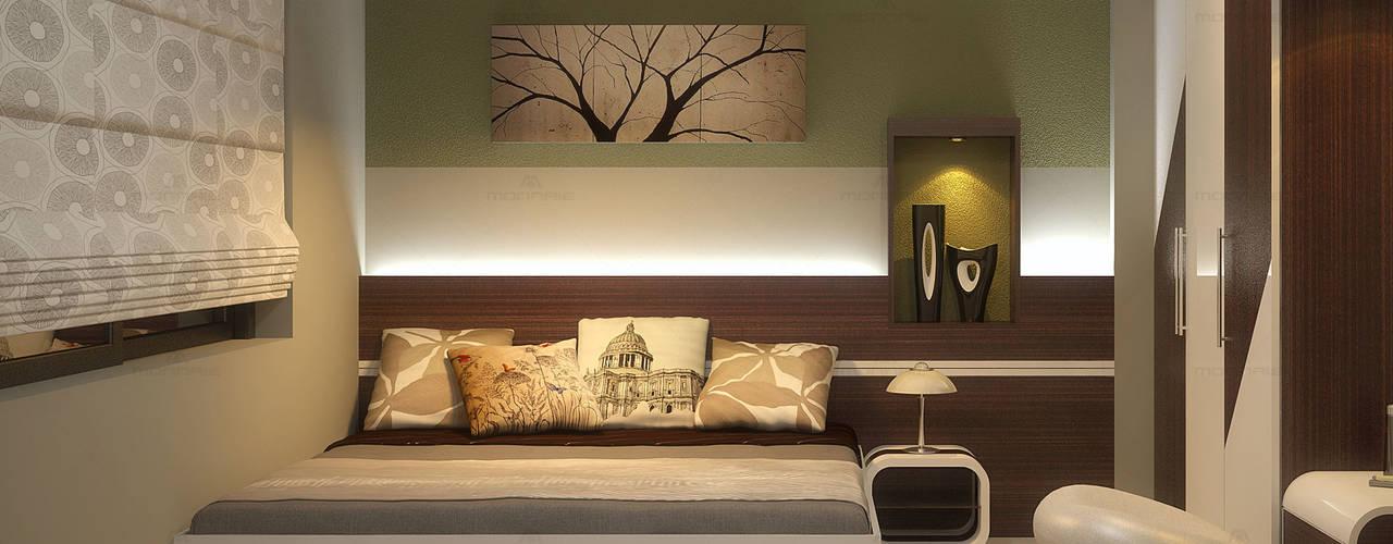 クラシカルスタイルの 寝室 の Premdas Krishna クラシック