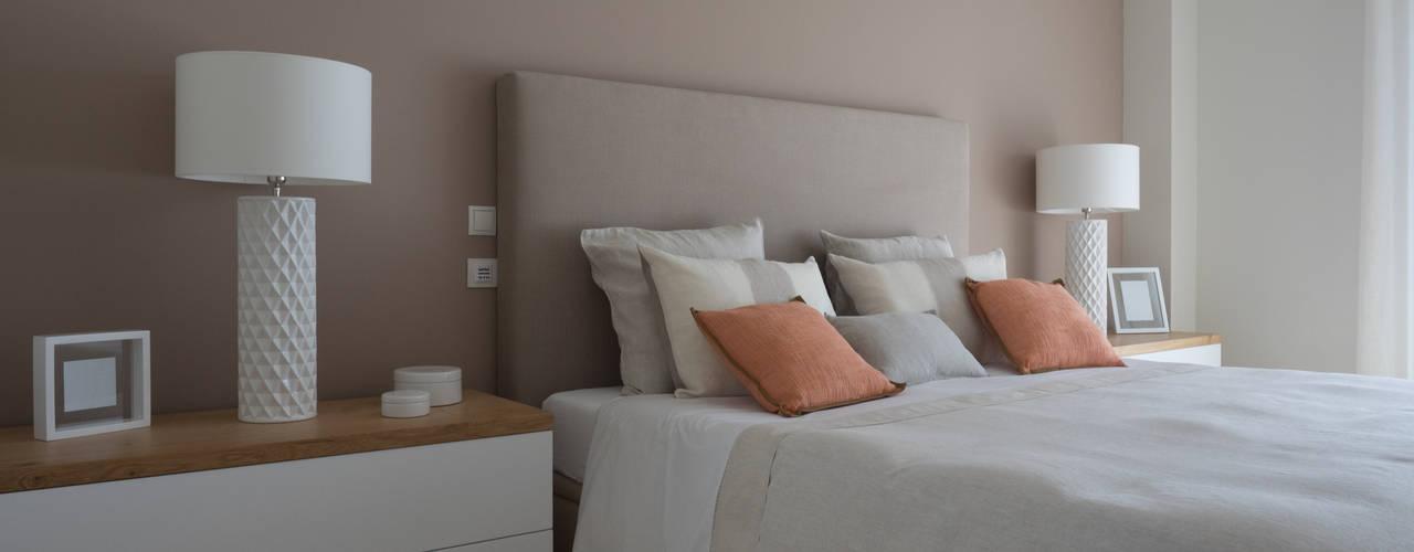 Chambre de style  par MUDA Home Design, Moderne