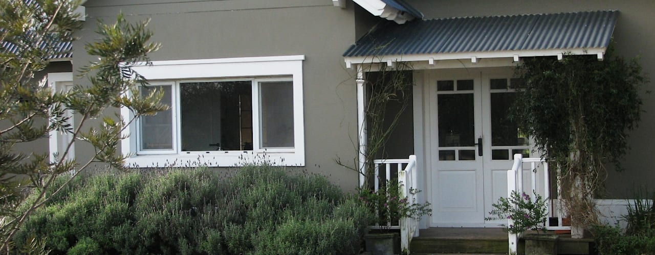 Casa en Santa Catalina - Open Door - Pcia de Buenos Aires Casas rurales de Rocha & Figueroa Bunge arquitectos Rural