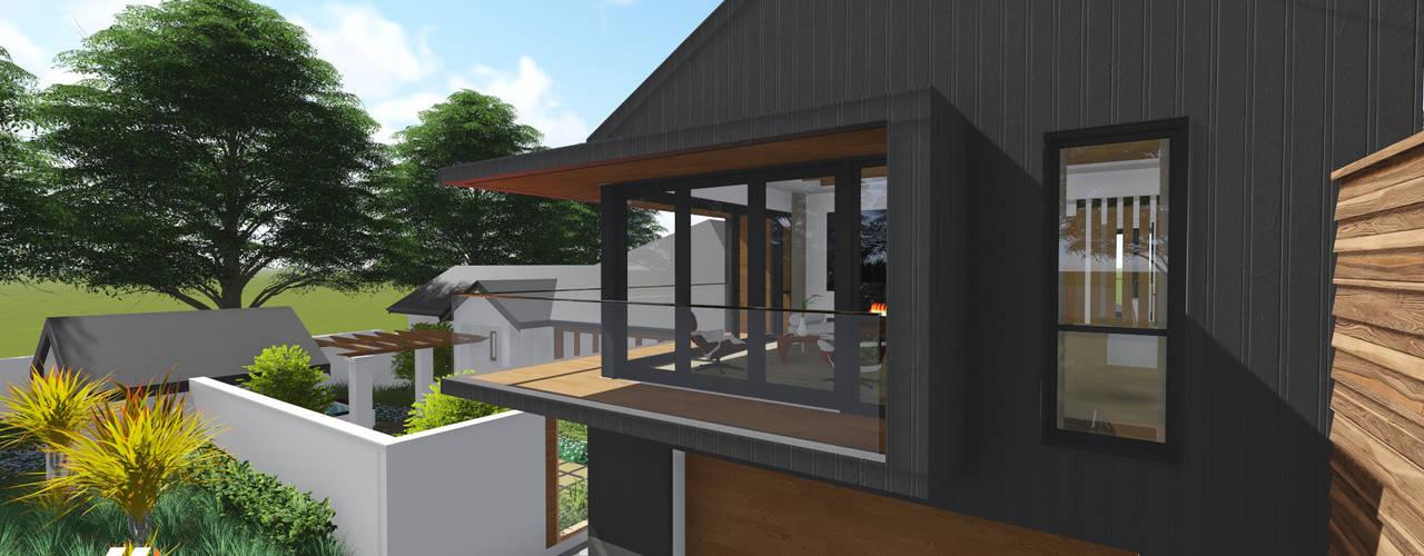 Houses by JLA - Jarrod Len Architecture