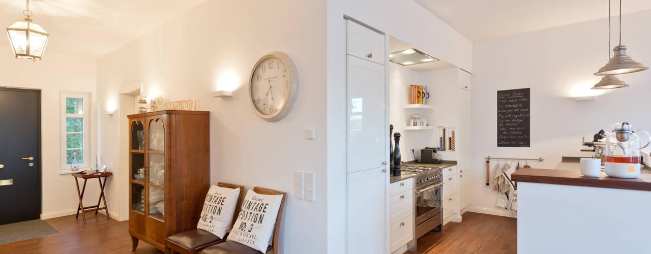 Wohnhaus L Bartels-Architektur KücheKüchenutensilien