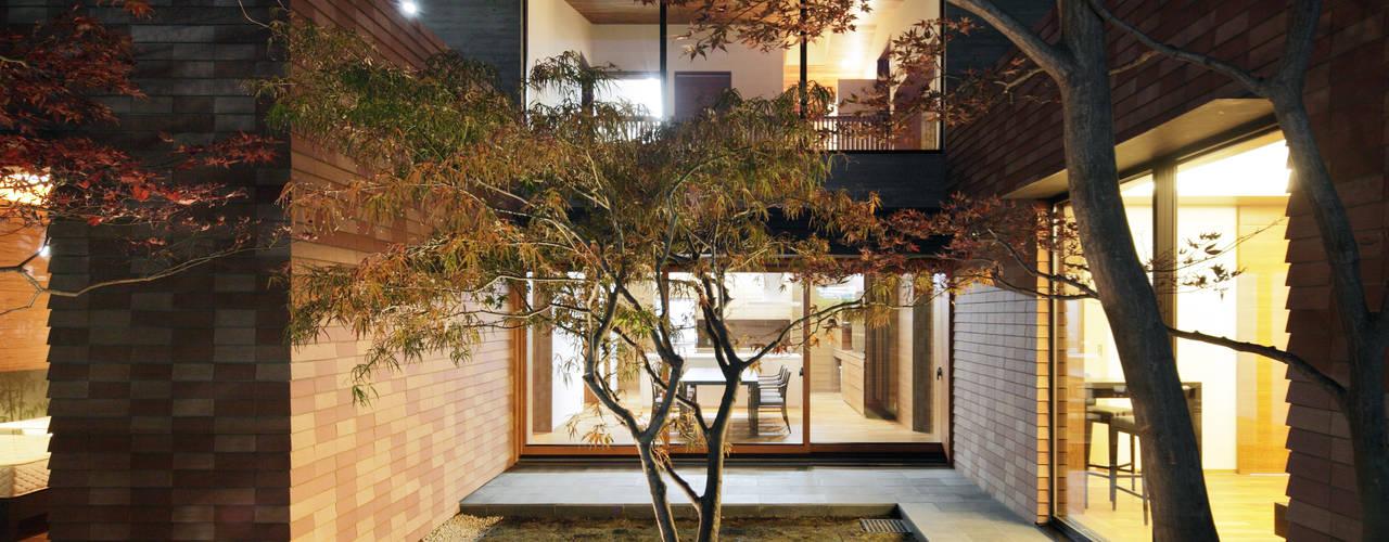 庭院 by カトウアーキテクトオフィス