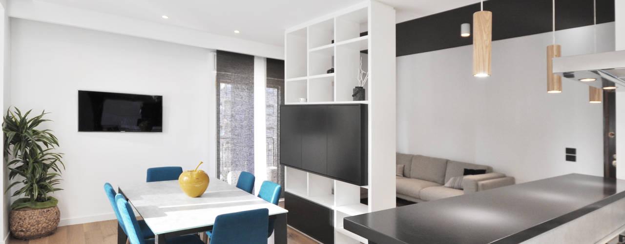 Living room by degma studio