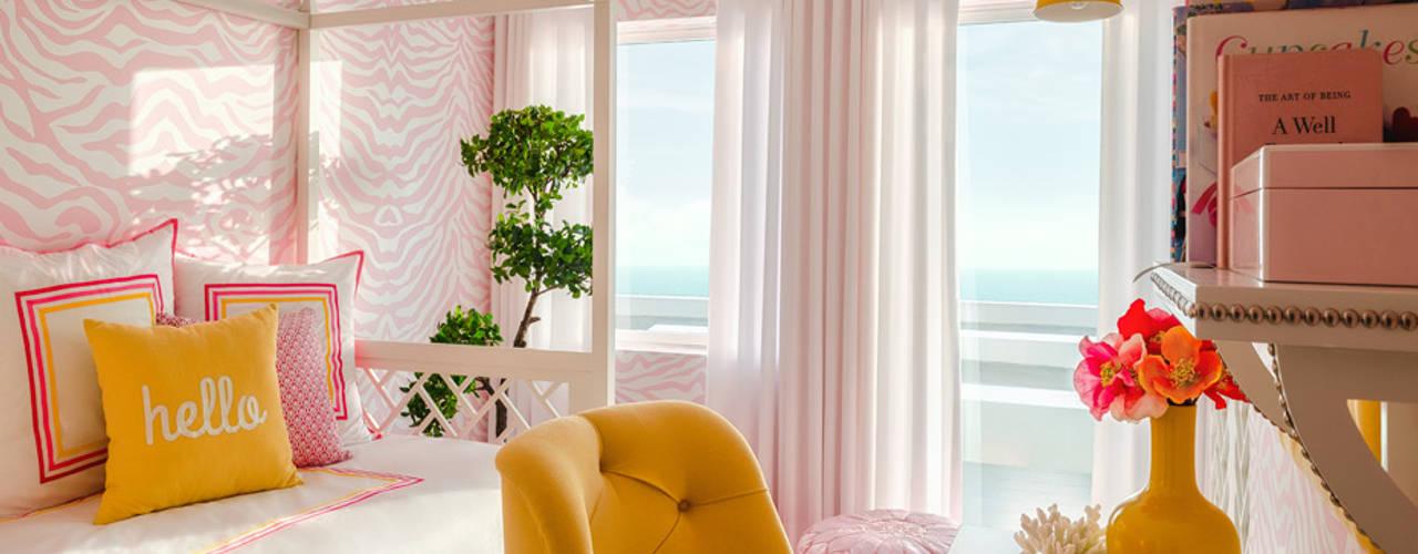 Beach House Prego Sem Estopa by Ana Cordeiro Quartos modernos