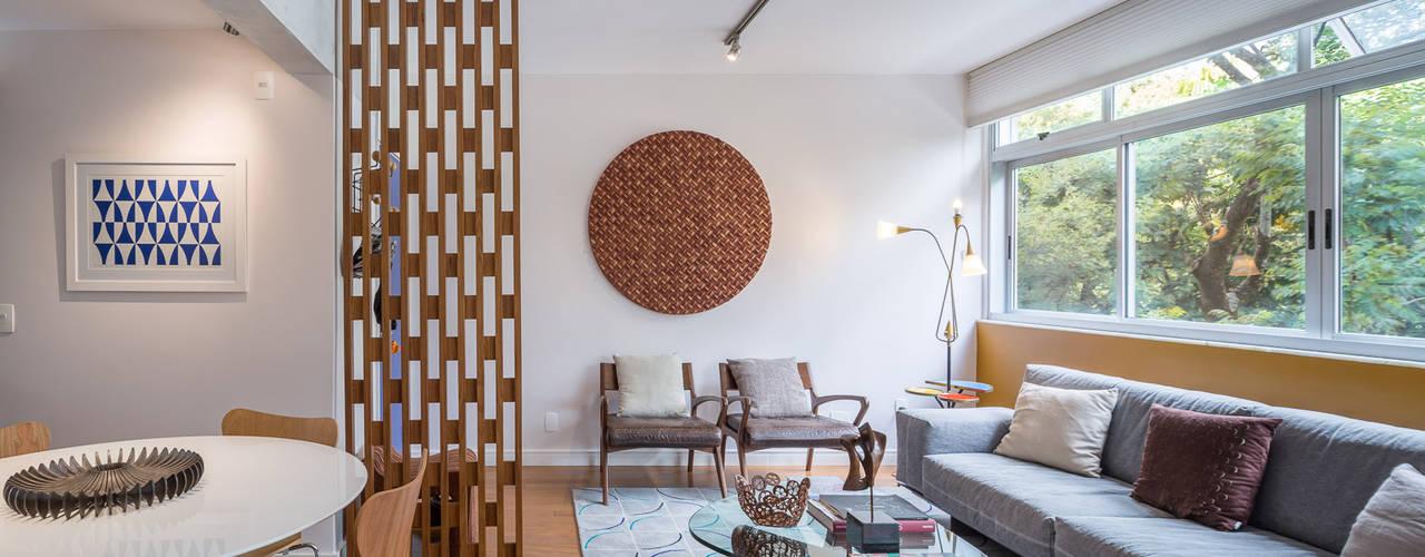 Salas modernas de Joana França Moderno