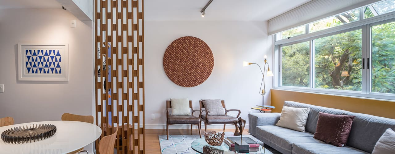 Salas / recibidores de estilo  por Joana França