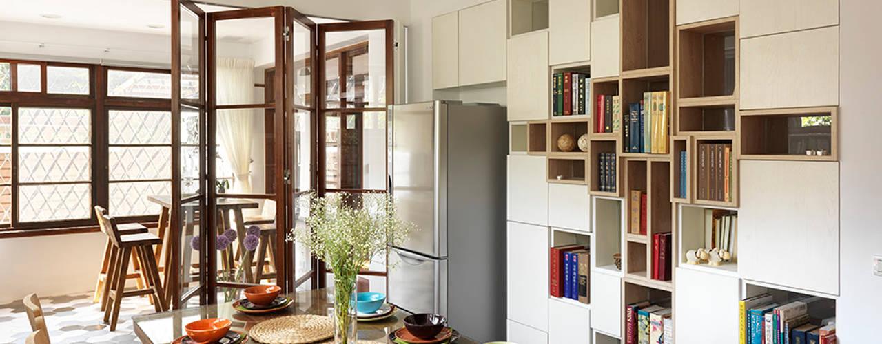 ห้องทานข้าว by 築築空間