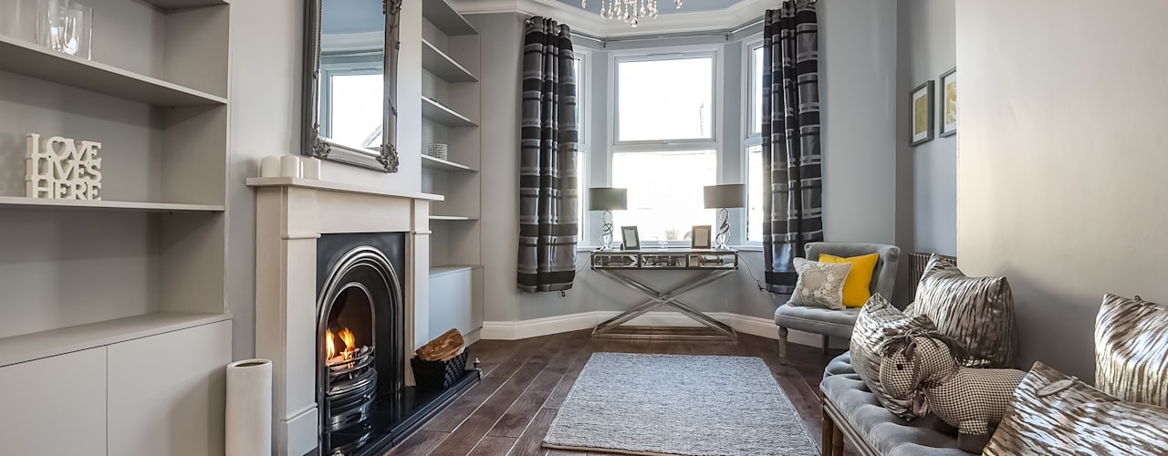 5 Bedroom Victorian House - South East London Millennium Interior Designers