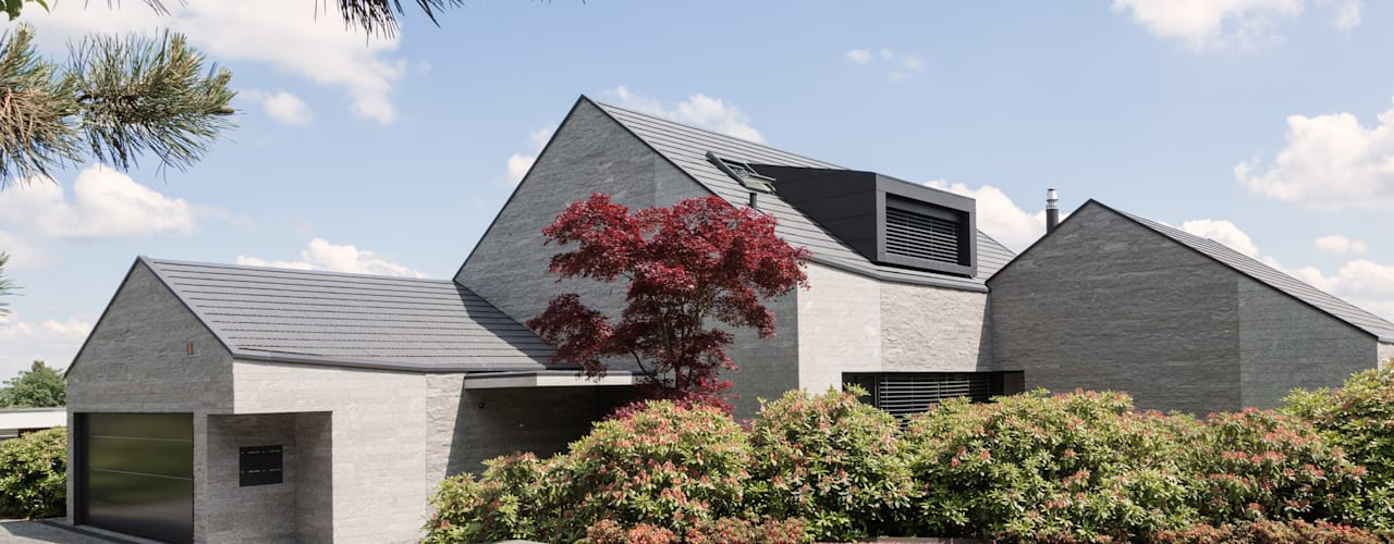 Objekt 311 Moderne Häuser von meier architekten zürich Modern