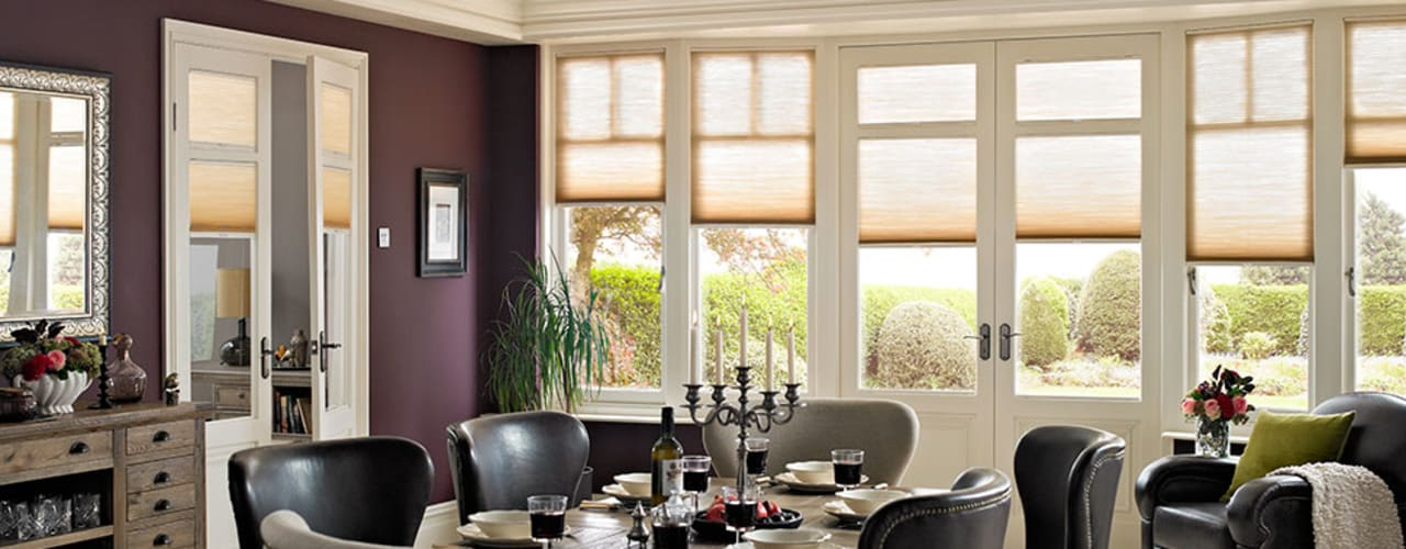 Conservatory Blinds & Roof Blinds:  Conservatory by Thomas Sanderson,