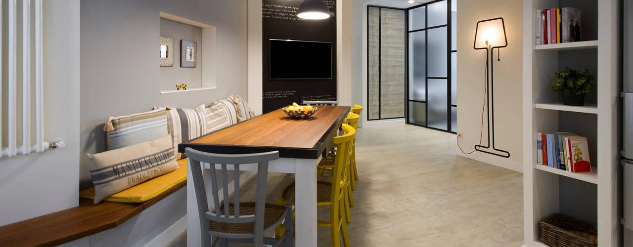 Столовые комнаты в . Автор – Archifacturing
