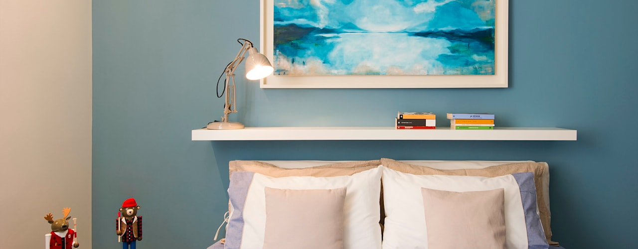 Modern Bedroom by Archifacturing Modern