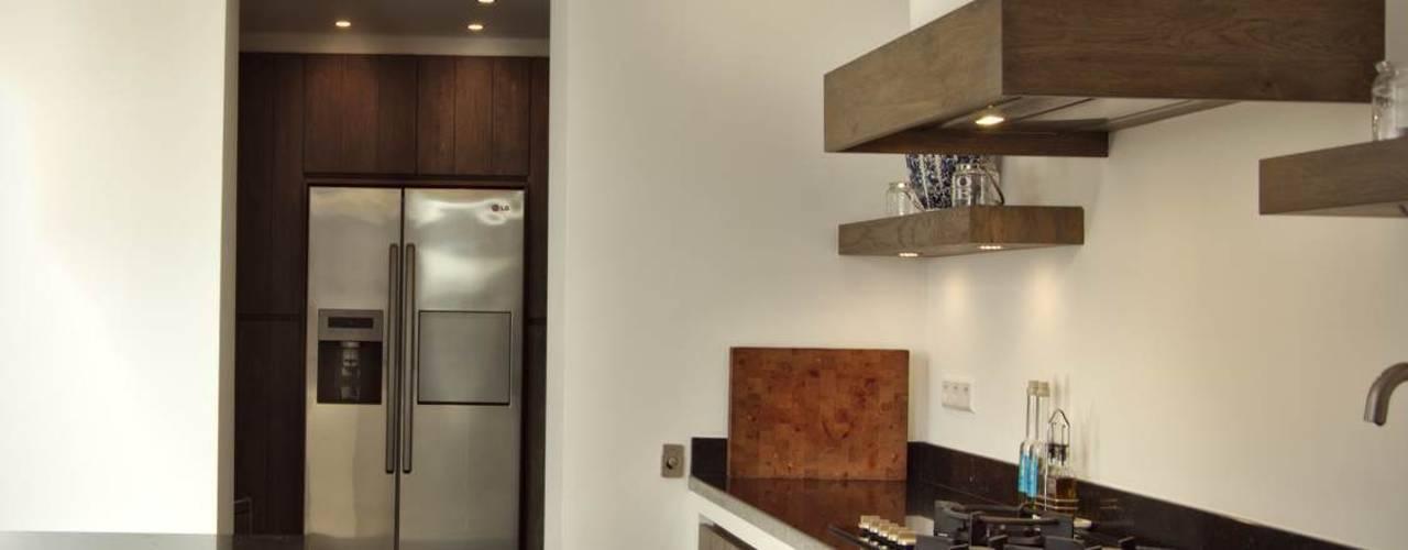 Cocinas de estilo rural por Joep Schut, interieurmaker