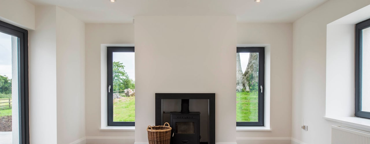 Randalstown Extension & Renovation:   by slemish design studio architects