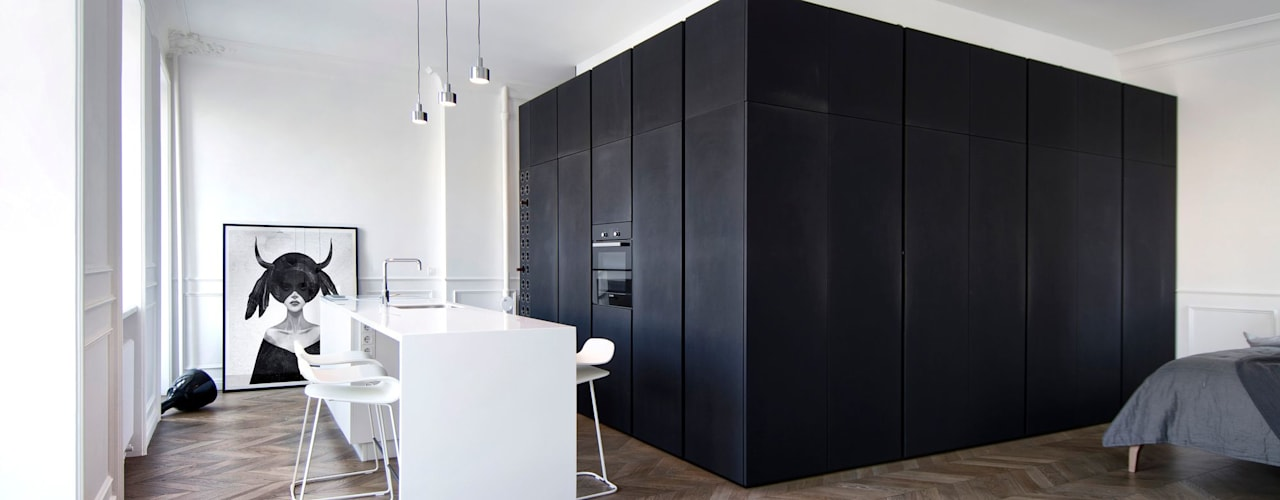 Kitchen by INT2architecture,