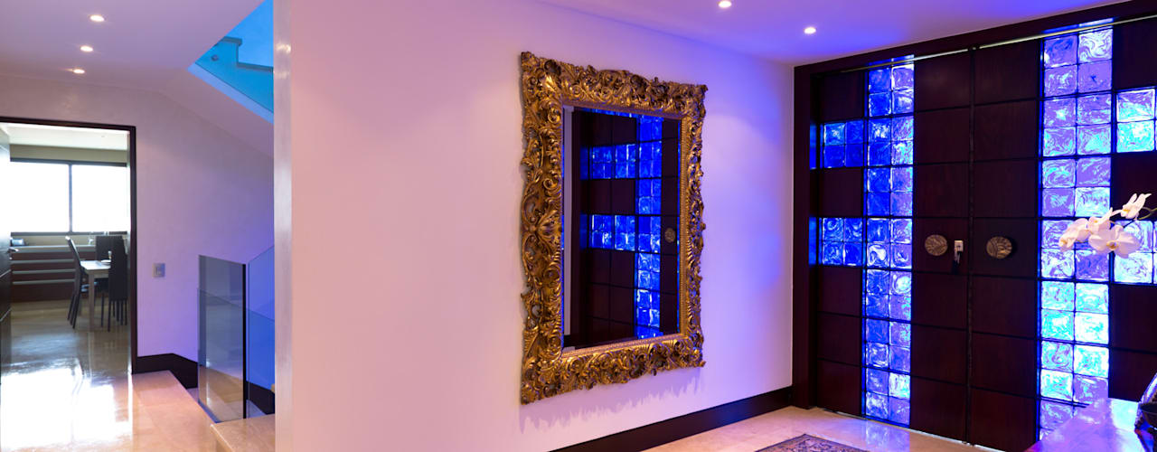 الممر الحديث، المدخل و الدرج من Objetos DAC حداثي