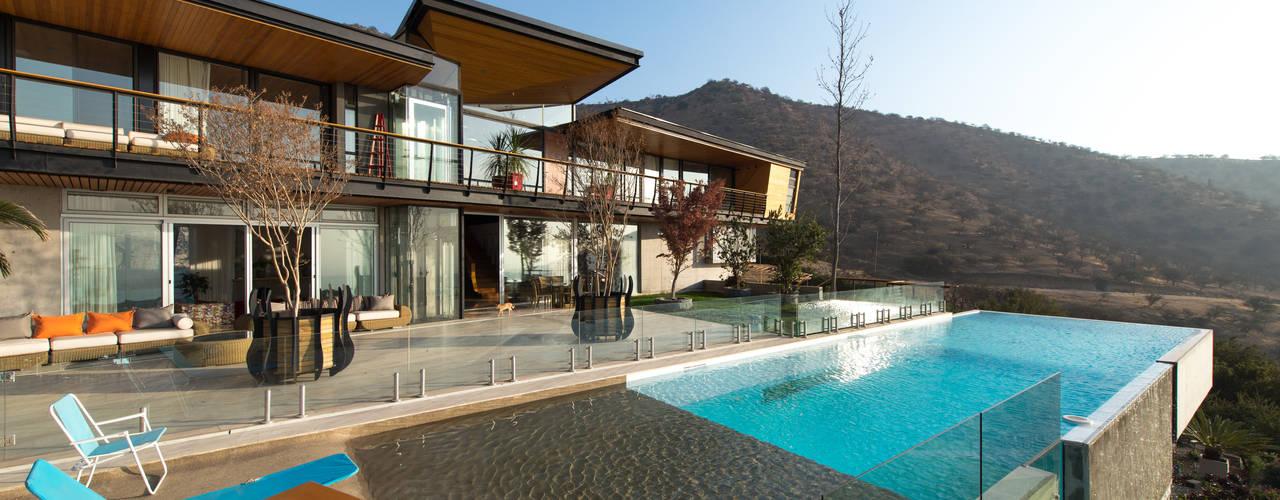 Casa Chamisero Casas estilo moderno: ideas, arquitectura e imágenes de GITC Moderno