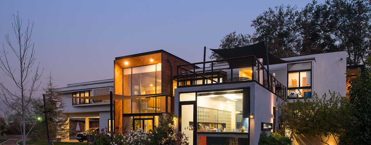 Casa Rosales Quijada Casas estilo moderno: ideas, arquitectura e imágenes de GITC Moderno