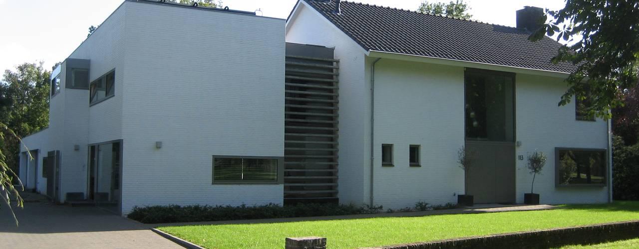 Vila Zuiderparkweg:  Huizen door Thomas Kemme Architecten,