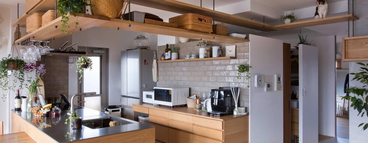 مطبخ تنفيذ ALTS DESIGN OFFICE