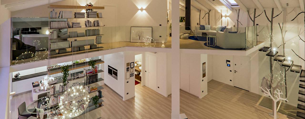 Moderne Wohnzimmer von Annalisa Carli Modern