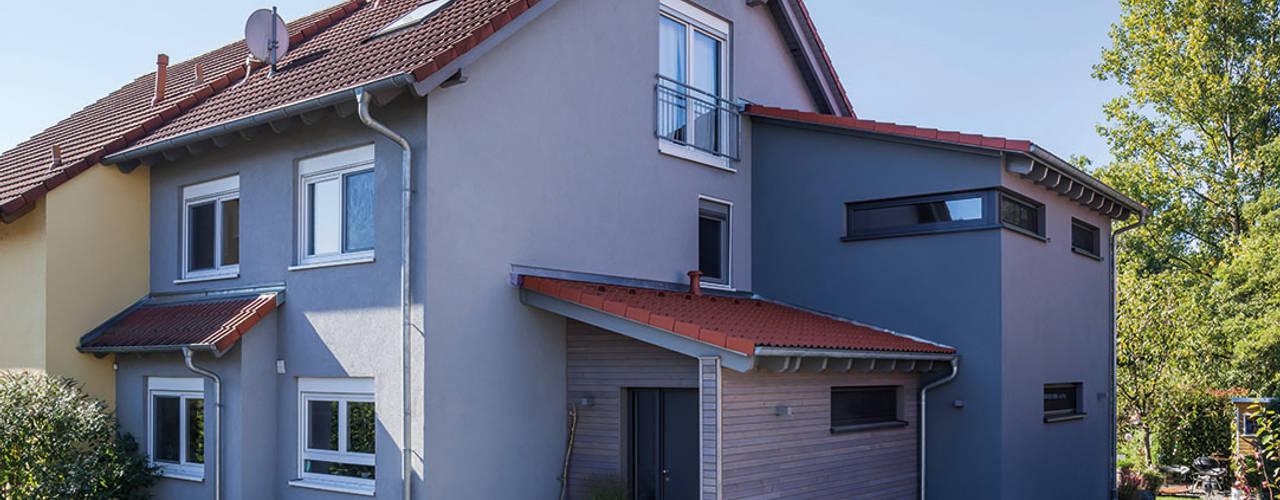 Дома в . Автор – KitzlingerHaus GmbH & Co. KG,