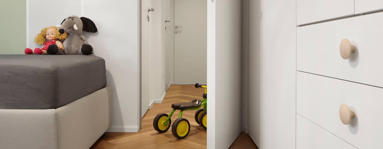 Projekty,  Pokój dziecięcy zaprojektowane przez disegnoinopera