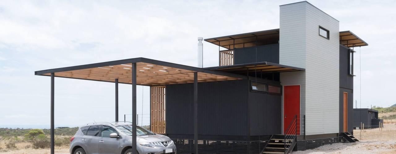 Casas de estilo  por H&O Arquitectos