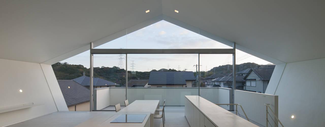 清田の家: 森裕建築設計事務所 / Mori Architect Officeが手掛けたキッチンです。