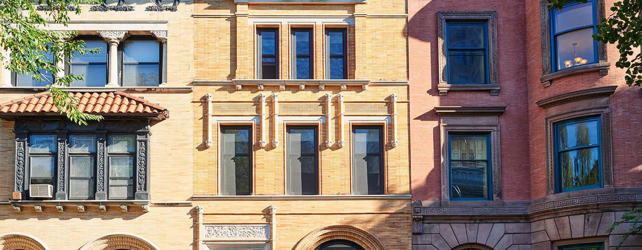 Park Slope Townhouse Modern Houses by Sarah Jefferys Design Modern