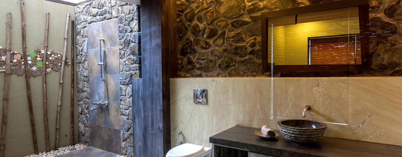 Banheiros  por Inscape Designers