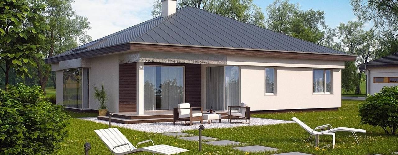 Дом для семьи в Волгограде:  в . Автор – СИРИУS Архитектурное бюро