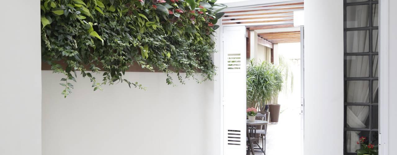 Cocinas de estilo  por Angelica Hoffmann Arquitetura e Interiores