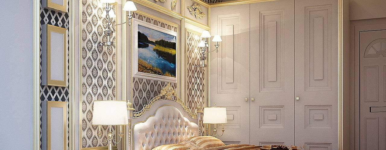 Fervor designが手掛けた寝室