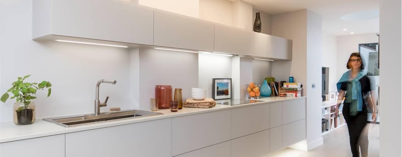 Projekty,  Kuchnia zaprojektowane przez Studio 29 Architects ltd
