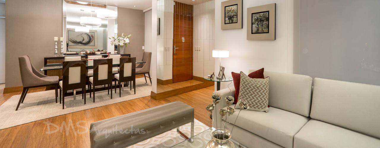 Casa AG: Casas de estilo  por DMS Arquitectas