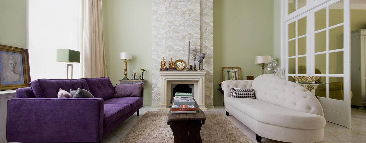 كلاسيكي  تنفيذ Robbert Lagerweij Interior Design, كلاسيكي
