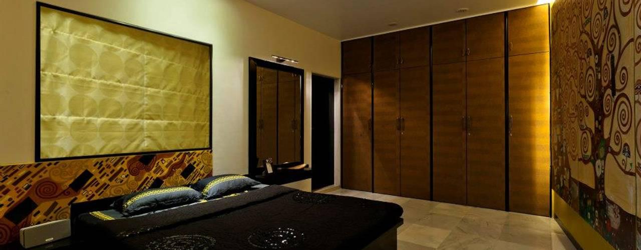 Projekty,  Sypialnia zaprojektowane przez Inscape Designers
