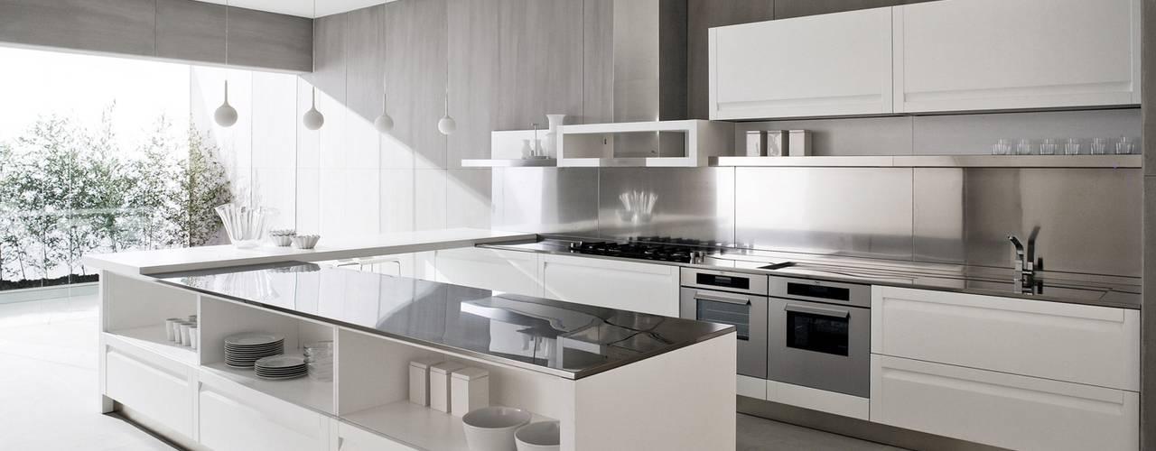 MUTFAK TASARIMLARI Archimed İç Mimarlık ve Danışmanlık Hizmetleri Ticaret Ltd. Şti. Minimalist Mutfak