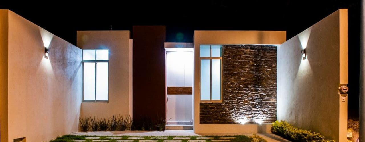Houses by MOVE Arquitectos