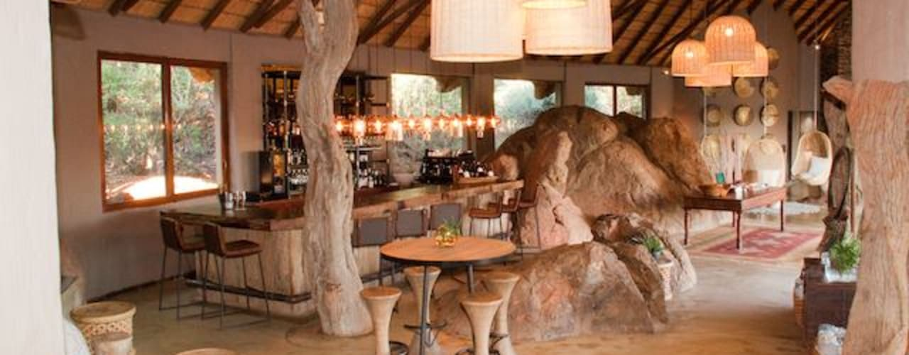 Madikwe Hills Private Game Lodge by Nowadays Interiors Eclectic