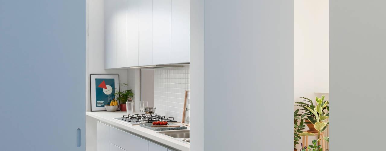 Come Separare la Cucina dal Soggiorno: Progetto a Milano