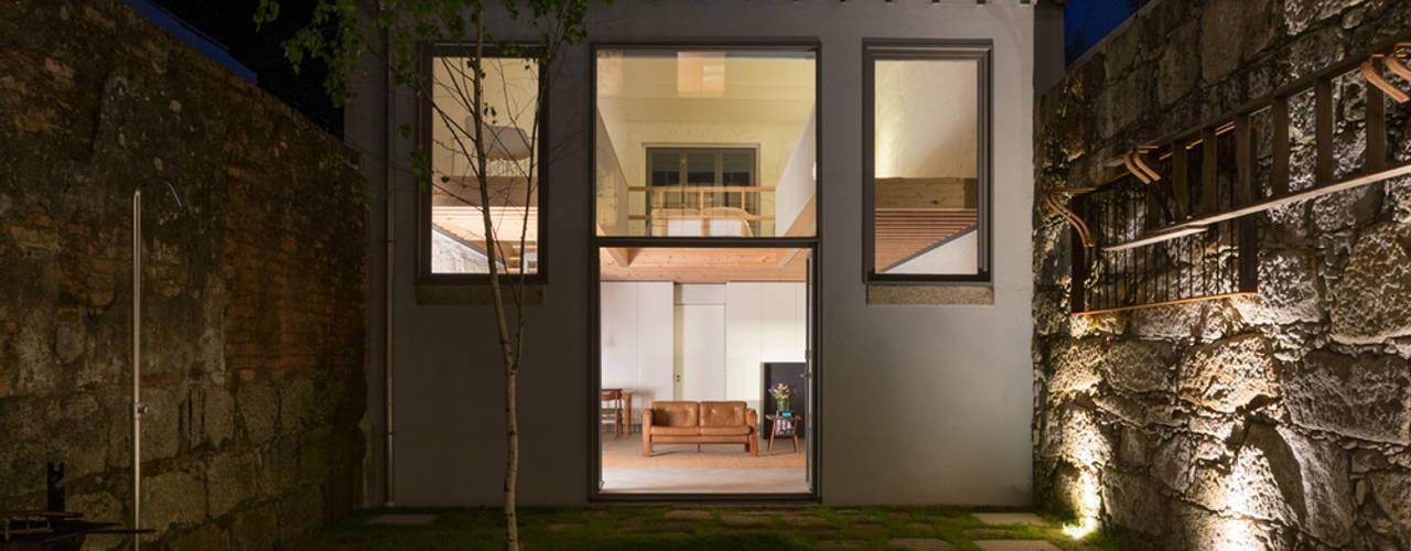 Projekty,  Domy zaprojektowane przez a*l - alexandre loureiro arquitectos