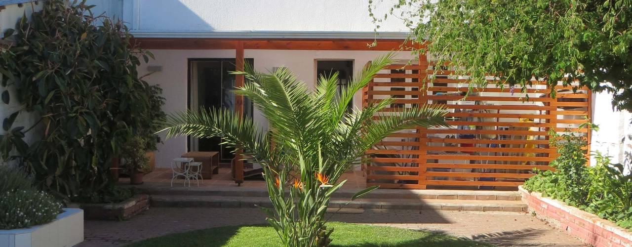 Casa MW: Casas de estilo  por Moreno Wellmann Arquitectos