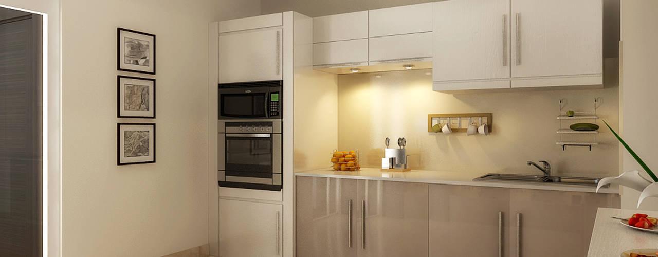 Projekty,  Kuchnia zaprojektowane przez Koncept Architects & Interior Designers,