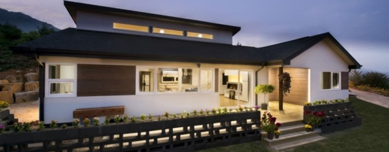 Rumah by 친친디 하우스 프로젝트