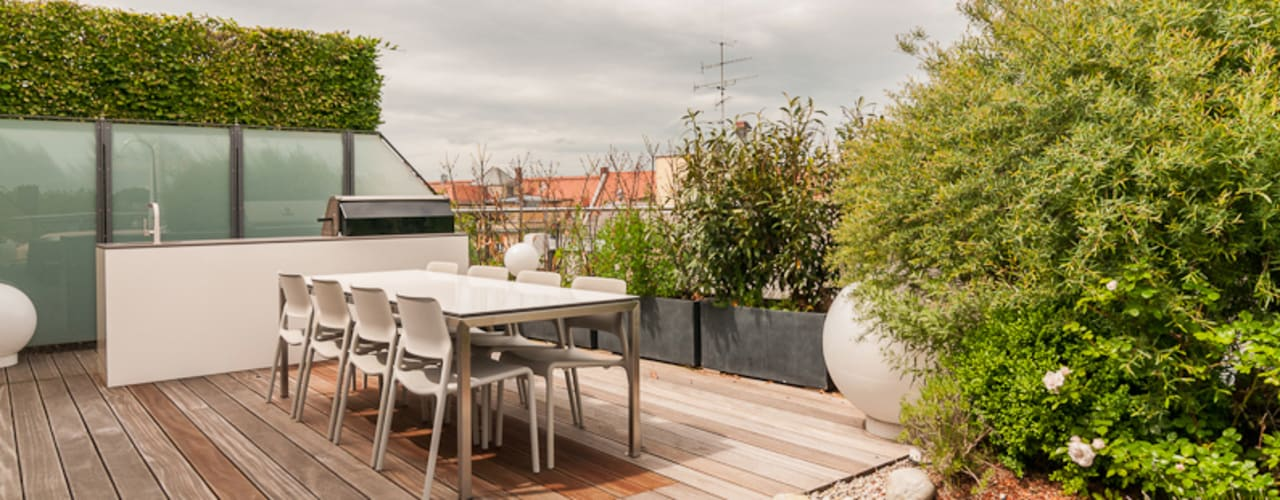 Patios & Decks by Egg and Dart Corporation GmbH & Co.KG | München