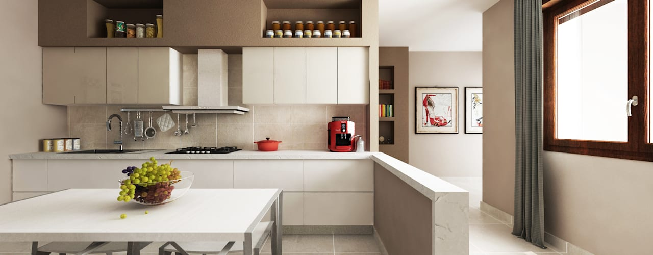 Kitchen by De Vivo Home Design, Modern