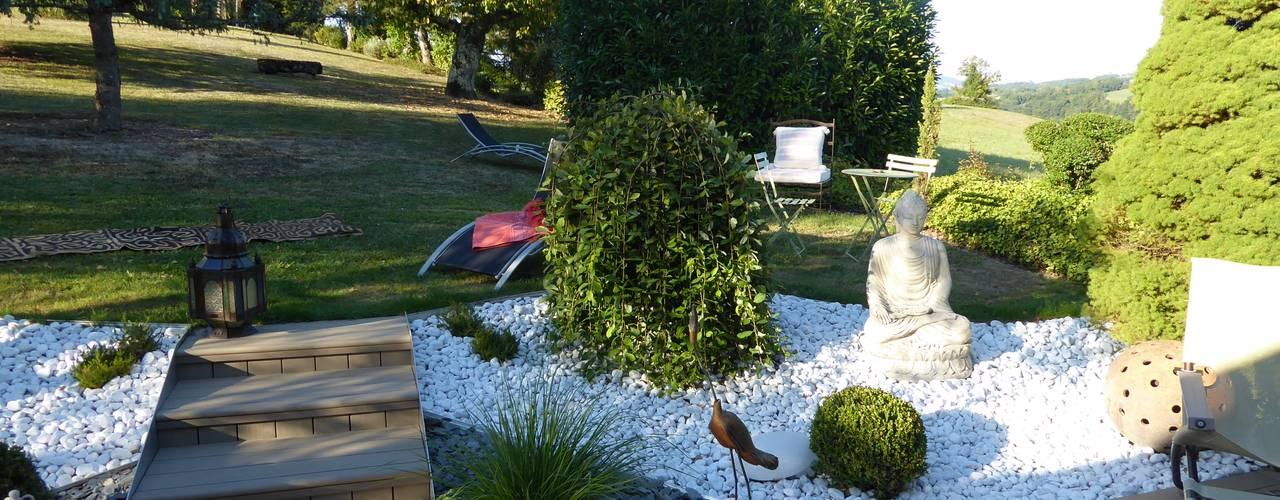Сады в . Автор – Berger Jardins